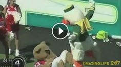 The Ultimate Compilation of Funny Mascot Bloopers