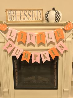 Excited to share this item from my shop: Pumpkin Birthday decorations, Pumpkin birthday party banner ,Girl first Birthday Pink Happy Birthday, Girl First Birthday, First Birthday Parties, Fall Birthday, Pumpkin Themed Birthday, Pumpkin First Birthday, Pumpkin 1st Birthdays, Happy 1st Birthdays, Baby In Pumpkin