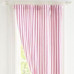 stripe drapes from pb teen