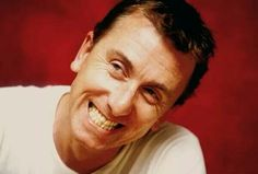 Tim Roth :) what a cheesy grin
