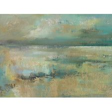 Sanctuary II by Elinor Luna Painting Print on Wrapped Canvas