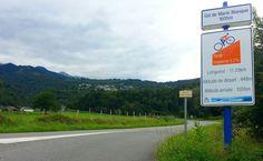 Au pied du col de Marie-Blanque, vue sur Bilhères