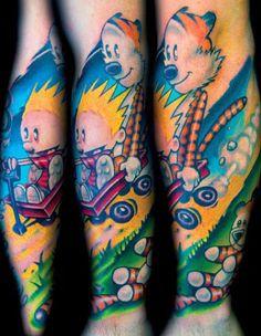 Tattoo by Josh Woods | Tattoo No. 3159