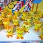Chick crafts for kids