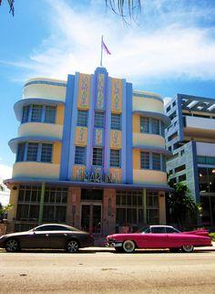 finest of art deco, miami Otto Wagner, Interwar Period, Miami Art Deco, Art Deco Buildings, Art Deco Fashion, 1930s, Art Nouveau, Paradise, Interiors
