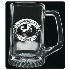 Prancing Pony pub mug, if you know a Lord of the Rings beer drinker they probably need this.