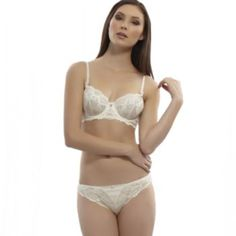 Jezebel Ideal Lace Bra & Panties - Women's