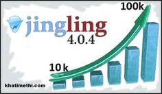 Jingling 4.0.2 Traffic Bot Software free Download Software, Latest Updates, Website, Free