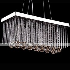 MAX40W Chandelier , Modern/Contemporary / Traditional/Classic Chrome Feature for Crystal MetalLiving Room / Bedroom / Dining Room / 2606188 2017 – €94.07