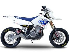 DRZ400 Parts and Accessories
