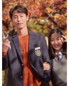 Extraordinary You - Kim Hye-yoon x Lee Jae Drama Korea, Korean Drama, Hi School Love On, W Two Worlds, Weightlifting Fairy Kim Bok Joo, Ulzzang Korean Girl, Cute Couples, Sweet Couples, Cha Eun Woo