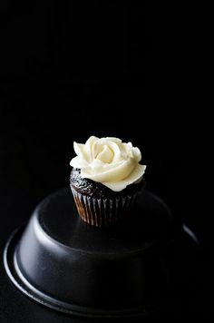 Mini Chocolate Cupcakes | cooking ala mel by cookingalamel, via Flickr