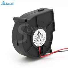 Delta BFB0712H 7530 DC 12V 0.36A projector blower centrifugal fan cooling fan #Affiliate