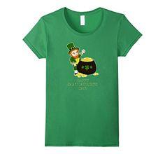Women's Saint Patricks Day Leprechaun Pot of Gold T-Shirt... https://www.amazon.com/dp/B01N5SF4AX/ref=cm_sw_r_pi_dp_x_L1iKybK2A2ZGJ