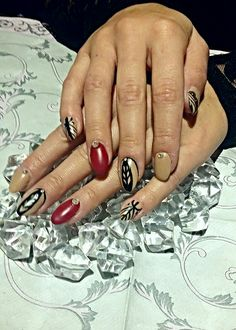 #my #new #nails 💅