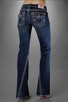 True Religion Jeans Flare Women