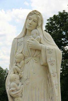 Muttergottes der ungeborenen Kinder#Pennsylvenia USA