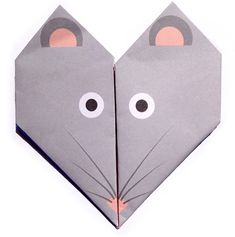 Origami Notes by Lollipop