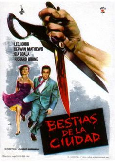 "Bestias de la ciudad (1957) ""The Garment Jungle"" de Vincent Sherman, Robert Aldrich - tt0050424"
