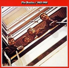 Rock History 4.2.73: The Beatles release the Red & Blue Albums as an initial reaction against a 4-record bootleg compilation called Alpha Omega