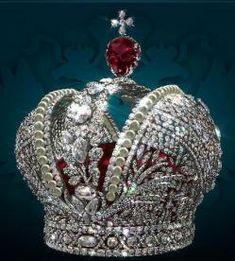 Corona de Catalina II - Rusia