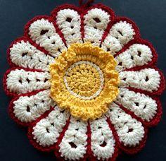 Presina vintage crochet
