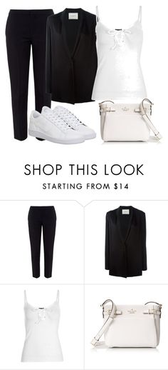 """hgj"" by v-askerova on Polyvore featuring мода, Chloé, Lanvin, Boohoo, Kate Spade и NIKE"