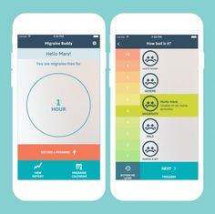 Use this app to beat your migraine.