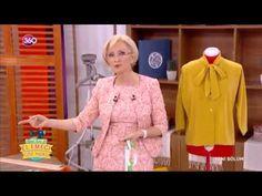 ilknur eşiz dikiş - YouTube Hand Embroidery, Singer, Stitch, Sewing, Womens Fashion, Youtube, Website, Style, Swag