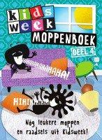 Recensie van Manar over Kidsweek moppenboek deel 4   http://www.ikvindlezenleuk.nl/2016/03/kidsweek-moppenboek-deel-4/