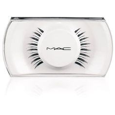 Mac  7 Lash (23 CAD) ❤ liked on Polyvore featuring beauty products, makeup, eye makeup, false eyelashes, beauty, eyes, fillers and mac cosmetics