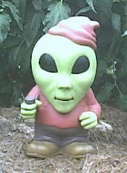 Alien Gnome