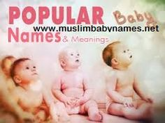 Some detail about muslim baby names muslim baby names pinterest negle Gallery