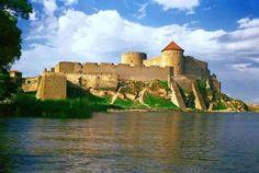 A fortress (XIII-XV century). Bіlgorod-Dnіstrovsky. Odessa region, #Ukraine