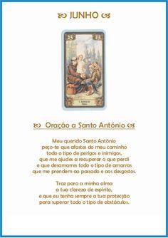 Oração de proteção para Junho - Santo António