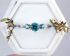 What To Do With Wedding And Engagement Rings When You Travel – Voyage Afield Saphire Ring, Green Sapphire Ring, Green Saphire Engagement Ring, Solitaire Engagement, Twig Ring, Three Stone Engagement Rings, Swarovski, Blue Rings, Or Rose