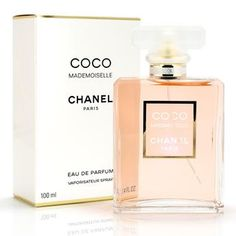 Chanel Coco Madmoiselle EDP - Perfume Feminino 100ml