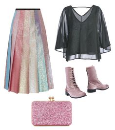 """""""😱🌈"""" by georgina2610 on Polyvore featuring Gucci, CUPLÉ and Sophie Hulme"""
