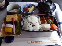 """Lufthansa"" Tokyo(Haneda)→Munich (Luglio)"