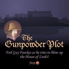 Guy Fawkes Day | My English Blog