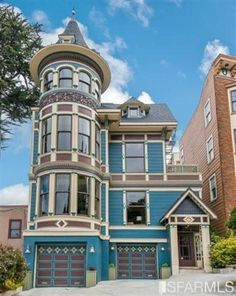 Lonely Buena Vista Queen Anne Back on Market for $4.95M