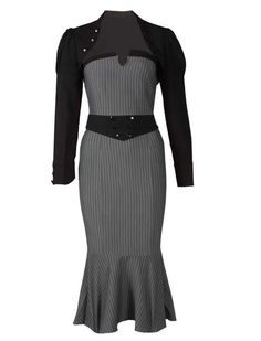 plus size pin up girls | bolero pin up brandee grise gothique goth gothic robe bolero pin up ... HTTP://WWW.DAKINKYKIDSPEAKS.COM