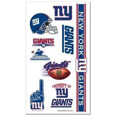 New York Giants Tattoos