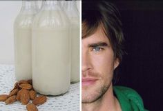 Yes!!! For so many reasons;) almond milk.