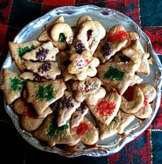 Latvian Spice Cookie recipe for our Taste of History recipe contest! You can help select the winners starting January 10th!