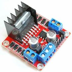 Picture of How to Use the L298 Motor Driver Module - Arduino Tutorial
