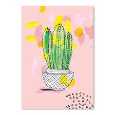 Plakát Cactus, 30x42 cm   Bonami