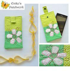 phone case by Eniko's Patchwork -------------------- egyedi mobiltok