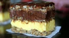Un desert absolut delicios Tiramisu, Desserts With Biscuits, Recipe R, Romanian Food, Something Sweet, Chocolate, Caramel, Bakery, Cheesecake