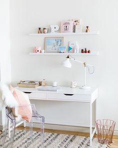 """7,054 mentions J'aime, 10 commentaires - Quartos & Decor (@roomforgirl) sur Instagram : """"#pinterest ---- Para comprar produtos lindos de decor passa lá na @foradacaixaloja """""""